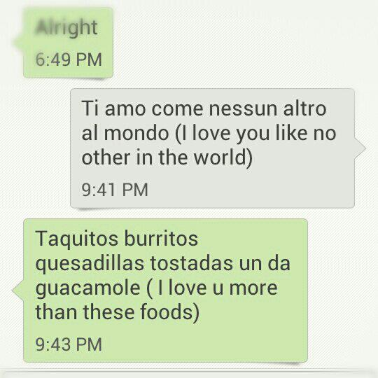 It's clear why I love him. :)