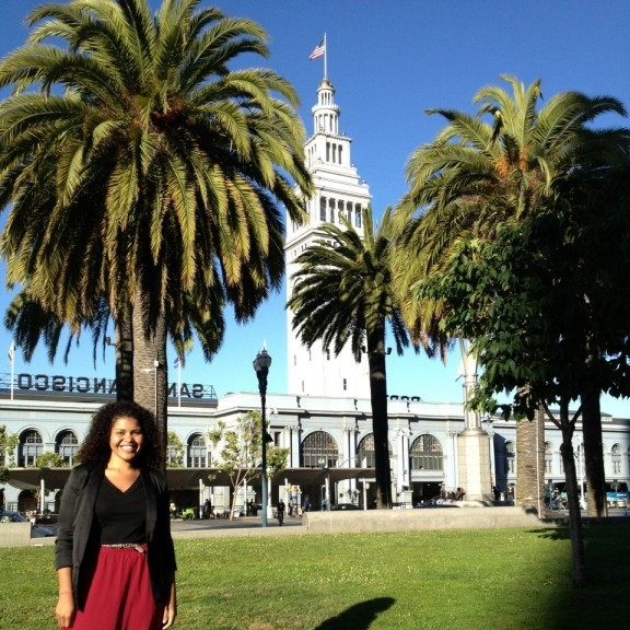 At the Embarcadero