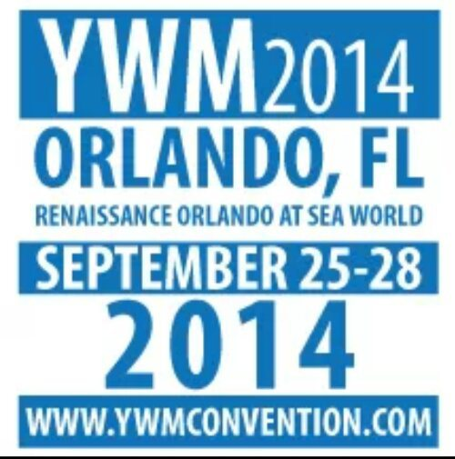 OAC #YWM2014...I am SO excited! (1/3)