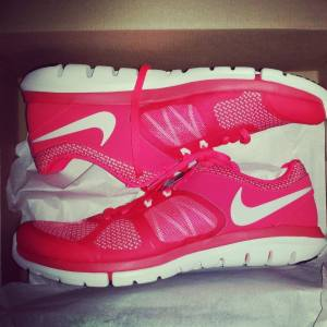 My gorgeous new Nikes!