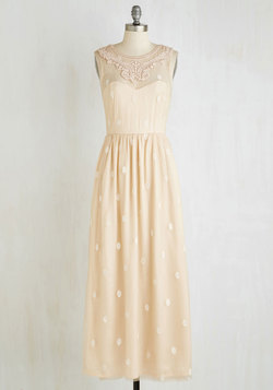 Ethereal Girl Dress